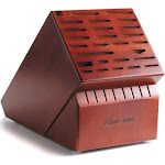 Wusthof 35-slot Grande Knife Block (Cherry, One Size)
