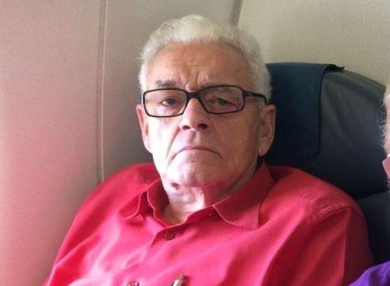 Alfonso Philippot, en su viaje a Santo Domingo.