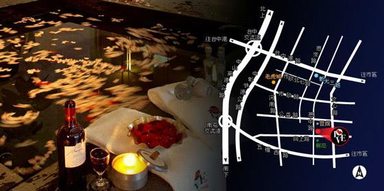 悅豪時尚精品旅館/台中/汽車旅館/悅豪