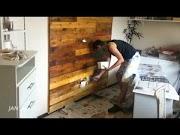 Como Fazer um Painel de Pallets