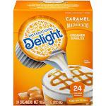 International Delight Caramel Macchiato Coffee Creamer - 24ct