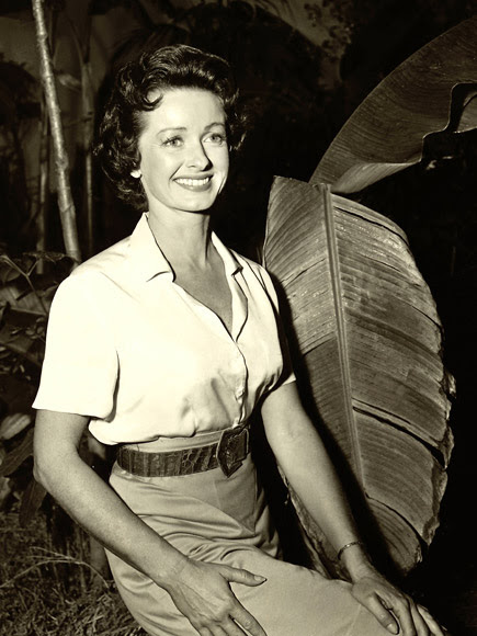 Noel Neill who played Lois Lane on The Adventures of Superman died at 95