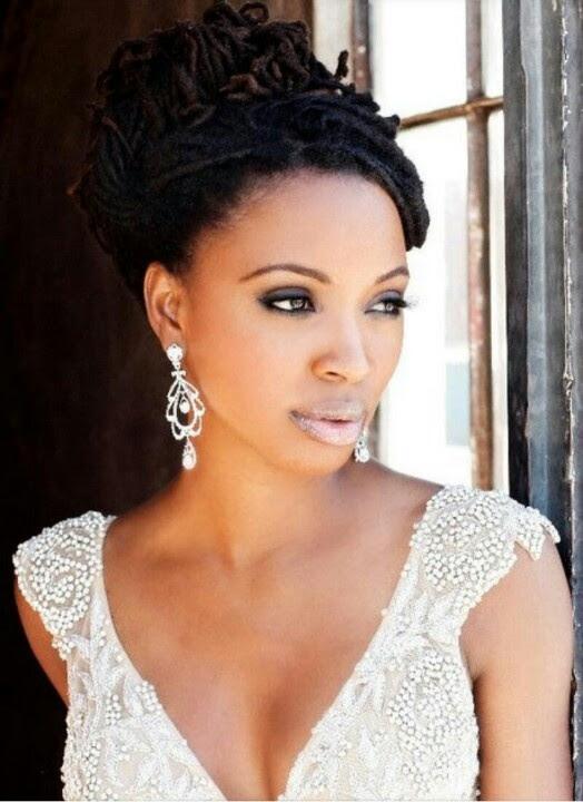 Bridesmaids Natural Hairstyles