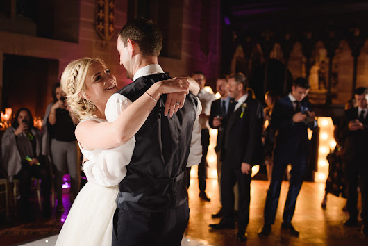 Peckforton Castle Wedding - Jo and Rich's day in Cheshire.
