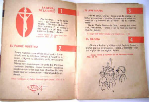 Libro De Catecismo El Catecismo Popular Cuando Era Chamo