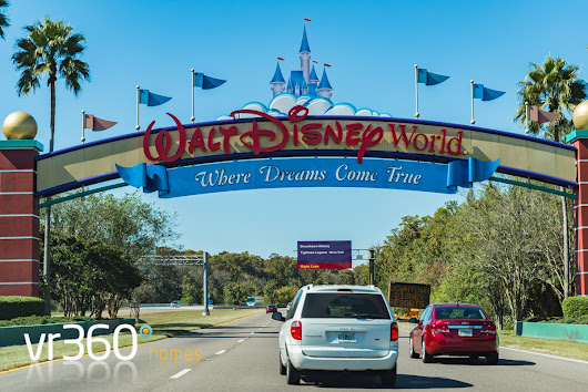 Storey Lake to Disney World | Less than 5 Minutes Drive!