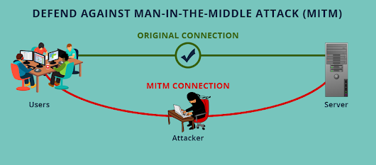 How To Stay Safe Against The Man-in-the-middle Attack?