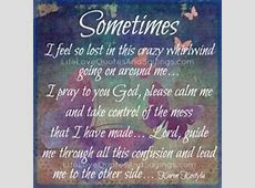 God Please Guide Me Quotes