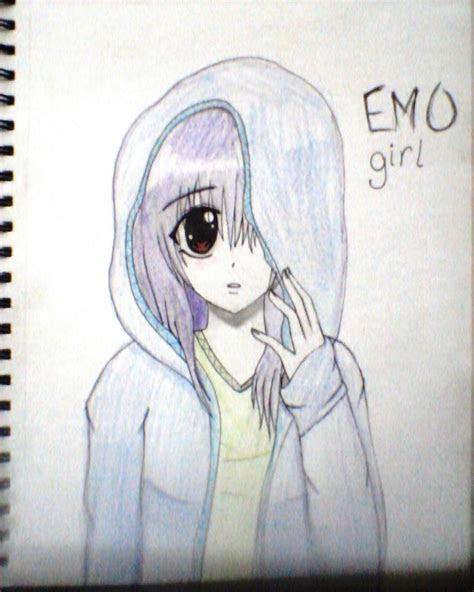emo anime girl  sexylilemogirl  deviantart