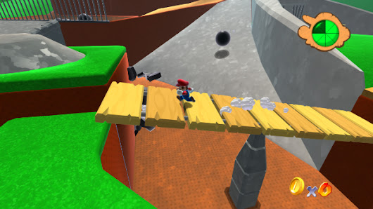 Play Super Mario 64 in your browser now
