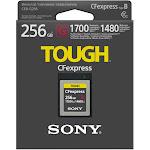 Sony - TOUGH G Series - 256GB CFexpress Memory Card