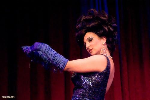 Miss Indigo Blue - Columbia City Cabaret