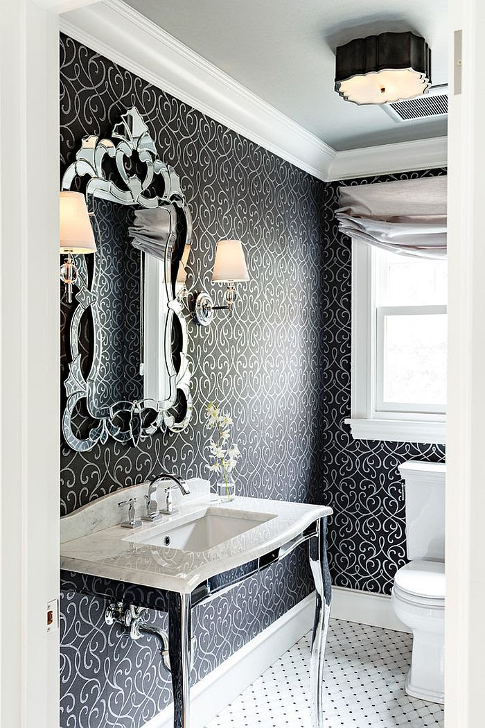 How to Design a PicturePerfect Powder Room - Professional LIVING ROOM DESIGN In Qatar By Antonovich Design