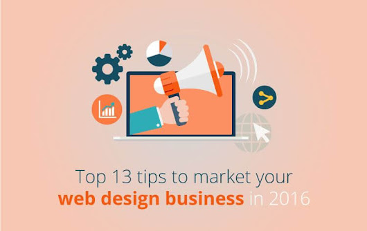 How to Market Web Design Services