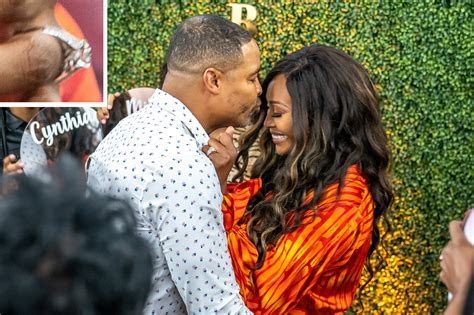 All About RHOA Star Cynthia Bailey?s $85K Engagement Ring