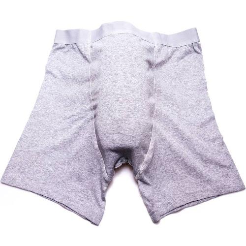 Stashitware Stash Pocket Boxer Brief Grey