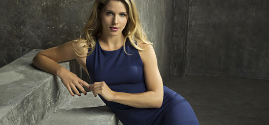 Arrow Season 4: New Emily Bett Rickards Promo Image