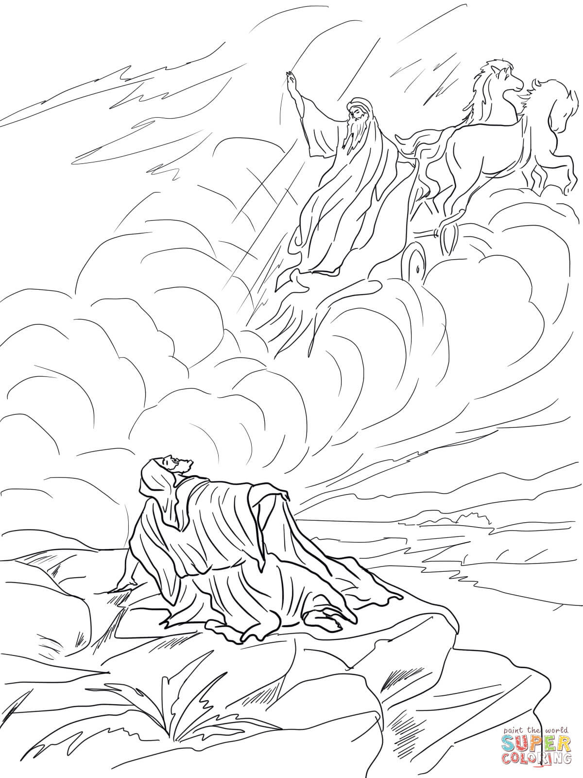 8400 Bible Coloring Pages Heaven  Images