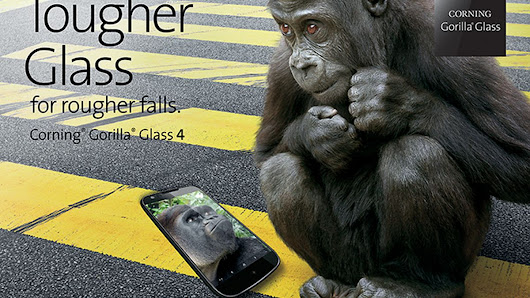 Corning's Gorilla Glass 4 aims to protect your phone from deadly drops