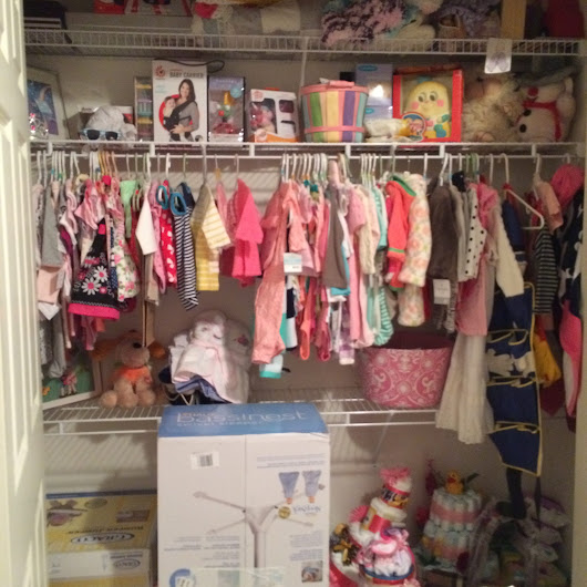 Tackling Your Kid's Closet