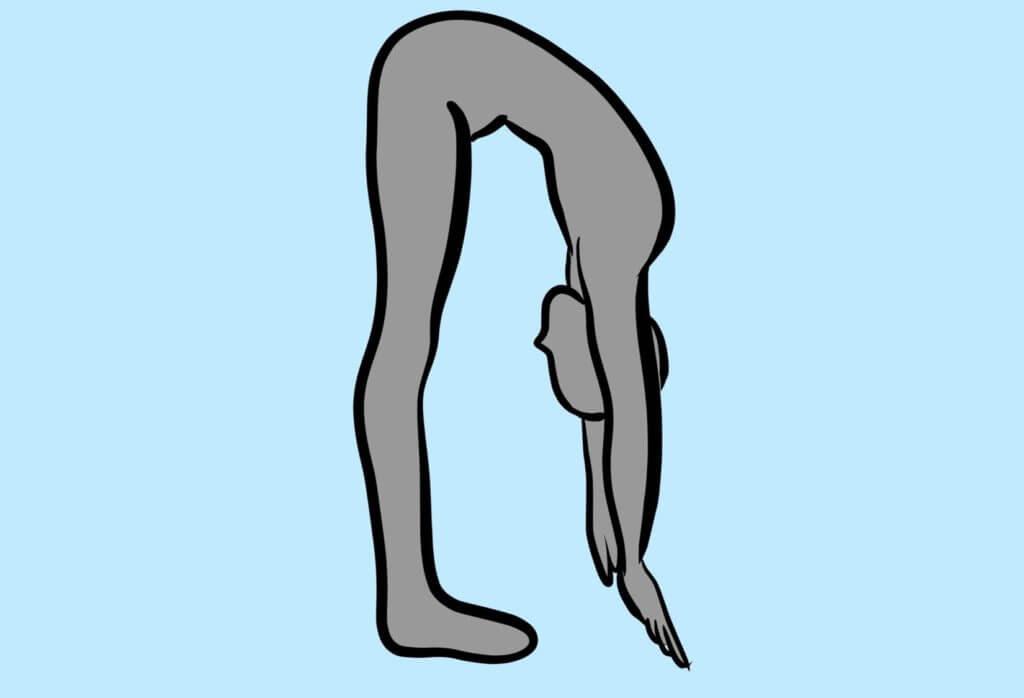 前屈ストレッチが一瞬で柔らかくなる方法体が硬い人必見 Pのアトリエ