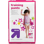 Training Pants for Girls 4T-5T (19ct) - Up&Up , Size: 4T-5T (19 Count)