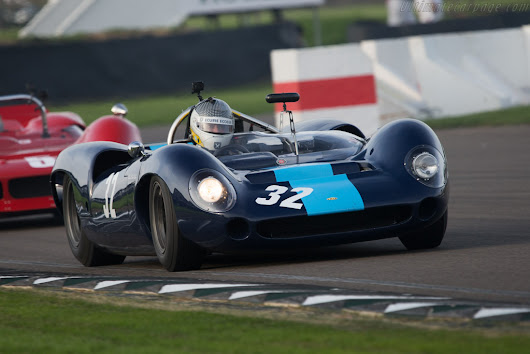 1965 Lola T70 Spyder Chevrolet Chassis SL70/2 - Ultimatecarpage.com