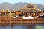 Design Travel customises tour to Myanmar, Inle Lake, Shwe Inn Tha Floating Resort, from Singapore