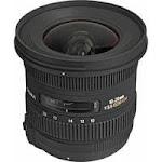 """""""Sigma 10-20mm f/3.5 EX DC HSM Autofocus Zoom Lens For Nikon Cameras"""""""