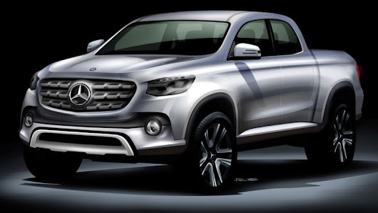 Mercedes to reveal pickup by year-end