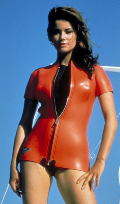 Birthday of Claudine Auger from Thunderball [1941] | The James Bond Dossier