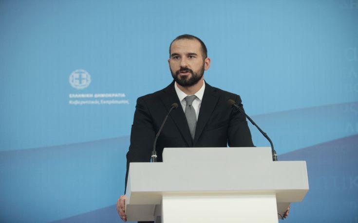 Τζανακόπουλος: Η Γεροβασίλη παρέχει υπηρεσίες σε ιδιώτες που είναι ασφαλισμένοι στον ΕΟΠΥΥ