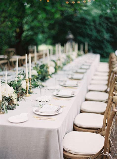 Natural Outdoor Nashville Wedding   LA MESITA WEDDING