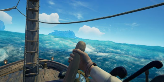 Sea of Thieves makes a weak, meandering first impression