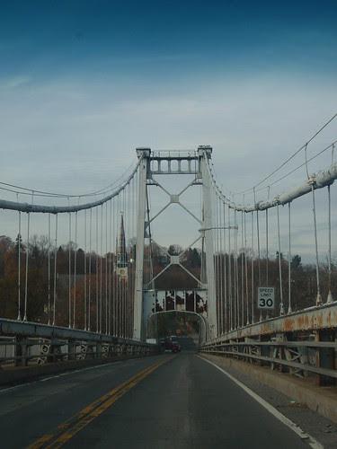 the old port ewen bridge