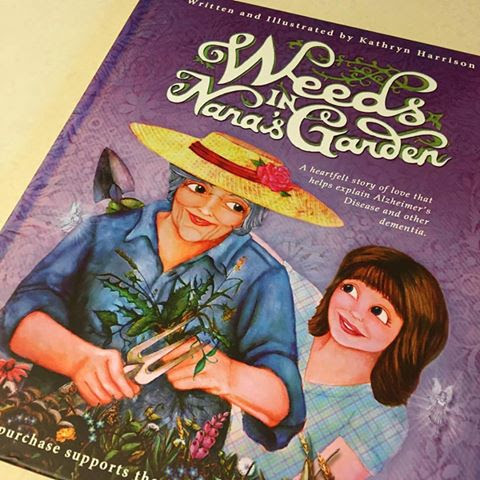 Weeds in Nana's Garden: a book review | The Intentional Caregiver