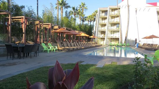 Swimming Pool and rooms in background - Picture of Hotel Maya - a ...