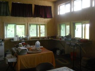 Kitchen Window Sills