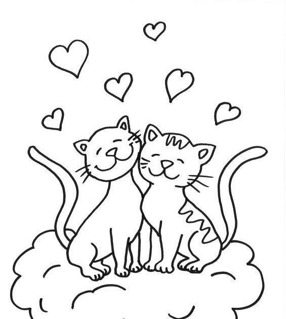 39 kostenlose ausmalbilder katzen  besten bilder von