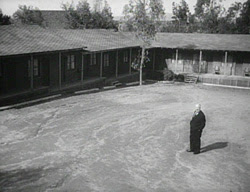 Alfred Hitchcock and Bates Motel