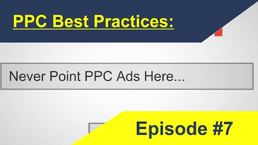 Never Point Your PPC Ads Here