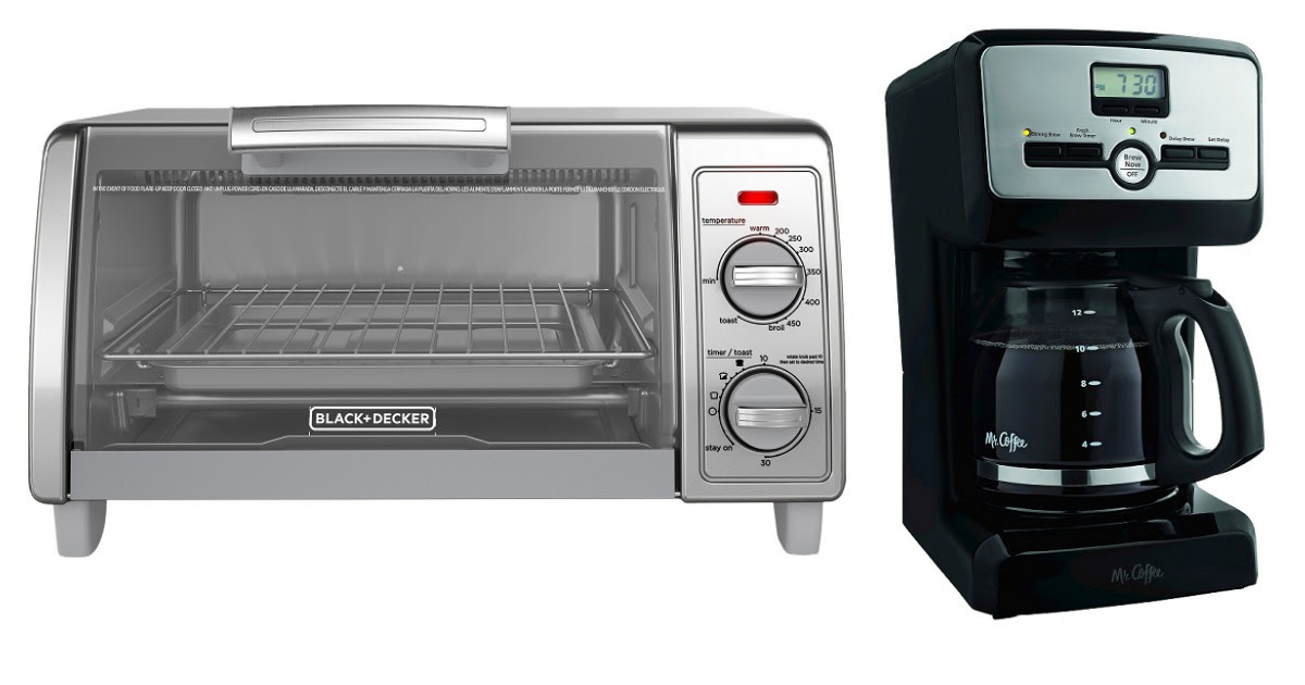 Target Black Friday Deals Online NOW: Toaster Oven & Coffee Makers only $15 (Reg $30) - MyLitter ...