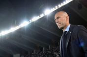 Zidane Ungkap Rencana Madrid pada Bursa Transfer Januari