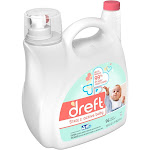 Dreft Stage 2: Active Baby HE Compatible Liquid Laundry Detergent - 150oz
