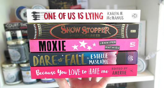 MID JULY BOOK HAUL