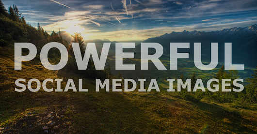 How To Create Powerful Social Media Images - SEO Consultant - Shimon Sandler