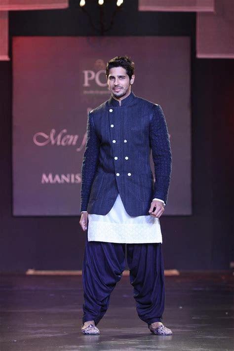 Manish Malhotra Indian Bridal Fashion at Men for Mijwan Show