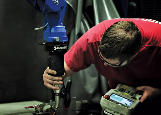 Need welders? Automation can help!