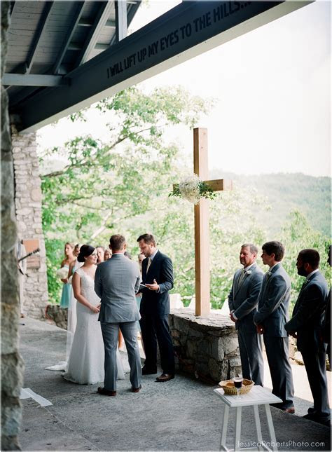 Pretty Place Wedding and Table Rock Lodge Wedding