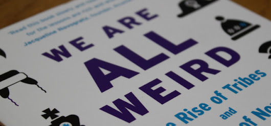 We Are All Weird Book Review | Liam Curley